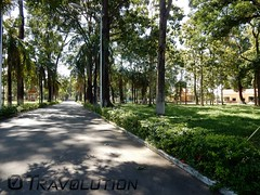 Governor's Park, Kampong Chhnang