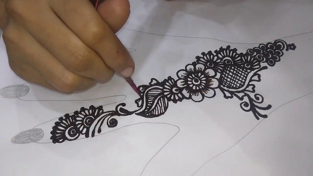 Step By Step Simple Beautiful Mehndi Design For Beginner Beauty Of Women A Photo On Flickriver,Sample Game Design Document Example