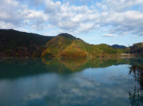 2017/11/22 (水) - 8:16 - 宮ヶ瀬湖