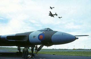 XL426 Vulcan B2 RAF Vulcan Display Team RAF St. Mawgan | by KING COBRA 92