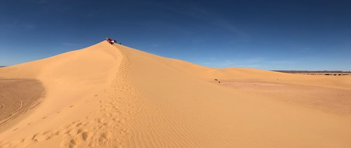 Extreme Environments - Dunes near Mhamid, Morocco | by Richard Allaway