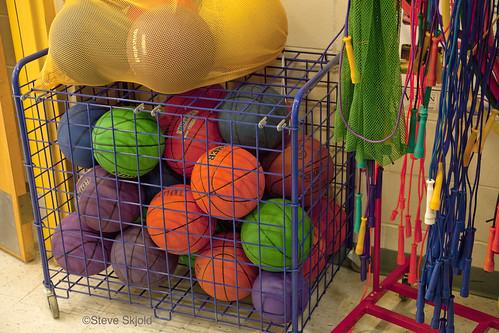 Cage full of Balls