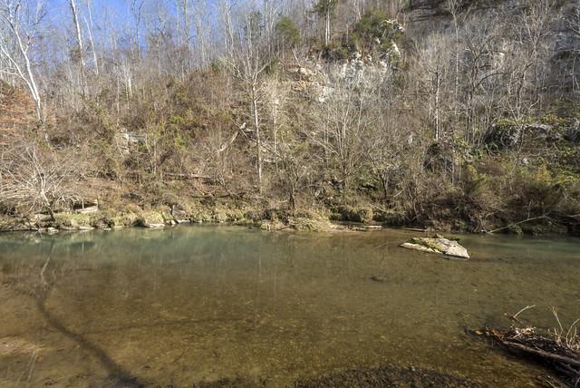Twenty Springs, Calfkiller River, Putnam County, Tennessee 1