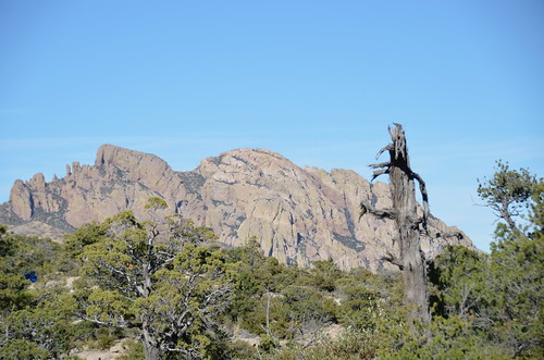 Chiricahua National Monument near the begining | by Pierre Yeremian