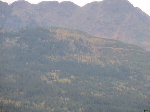 mountain shuswap salmon arm bc british columbia canada