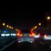 Traffic abstract w/ rain (3) by PaulHoo