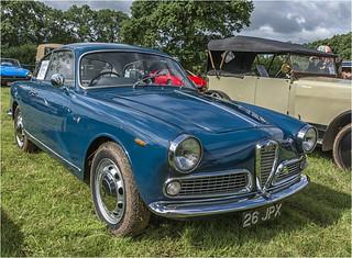 Alfa Romeo Giulia (1963) | by Clive1945