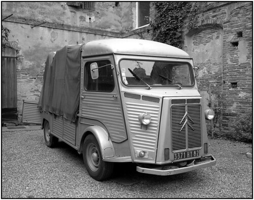 ".  .Citroen ""TUB"". Moissack, France 