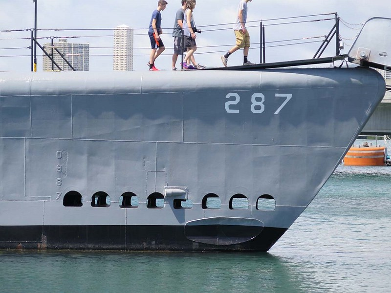 USS Bowfin SS-287 2