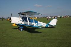 G-BPAJ de Havilland DH-82A [83472] Sywell 020917