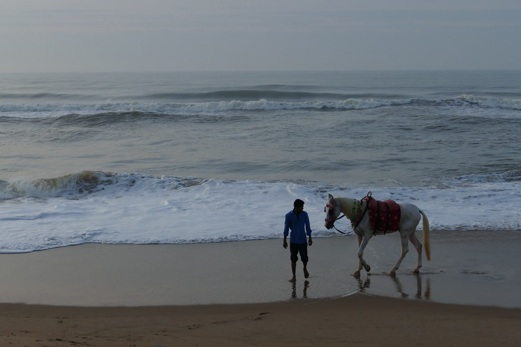 Puri Beach Sunrise   Ankur Panchbudhe   Flickr
