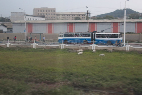 Trolleybus in Pyongyang | by Timon91