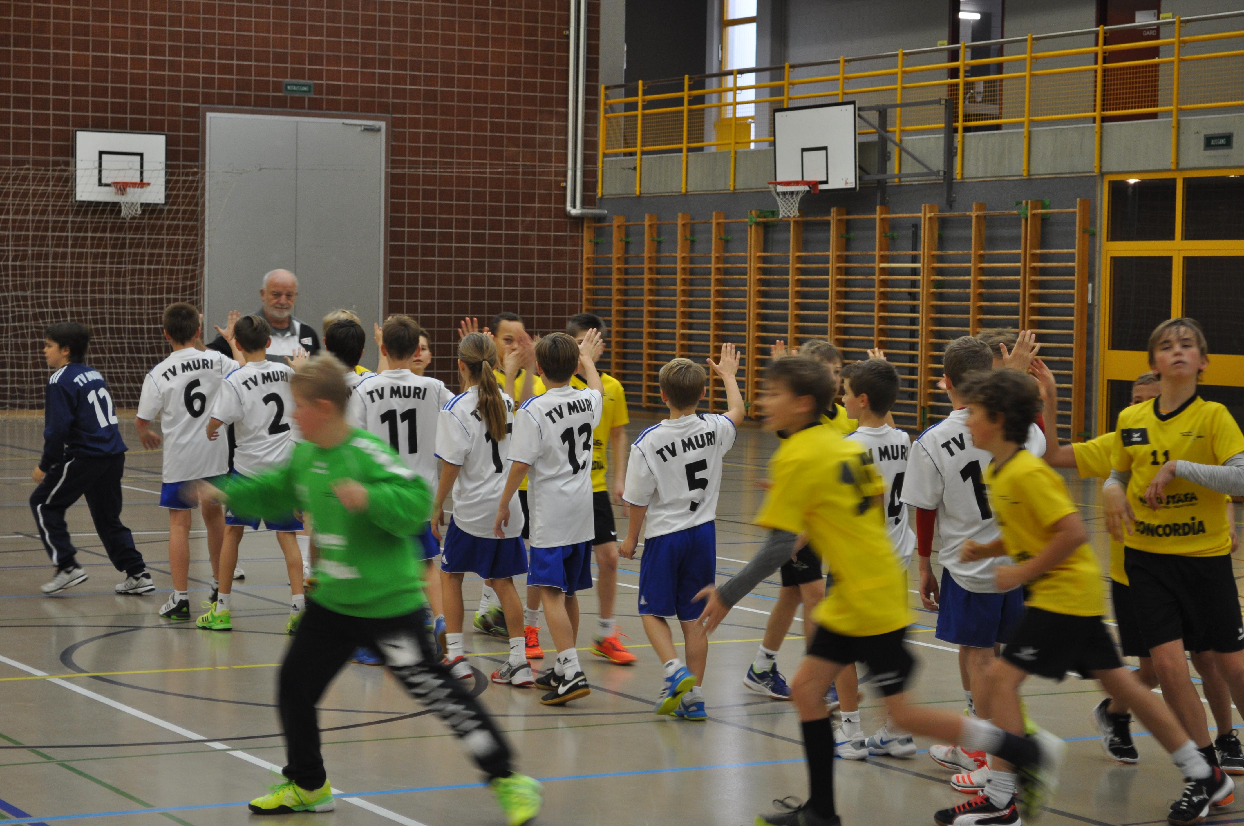 U13: TVM - Stäfa