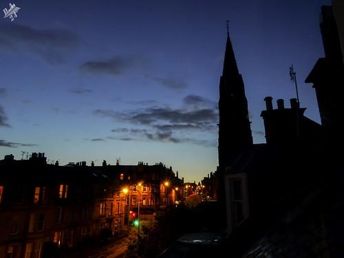 tramonto sunset edimburgo edinburgh scozia scotland sony hx300 bridge greatphotographers