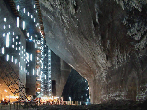 Turda Salt Mine | by D-Stanley