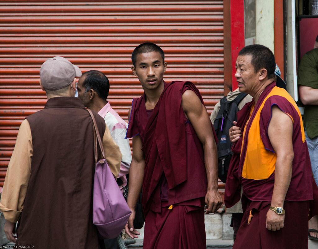 in Kathmandu_03 monks