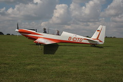 G-CITD Sportavia RF-5 [5115] Sywell 020917