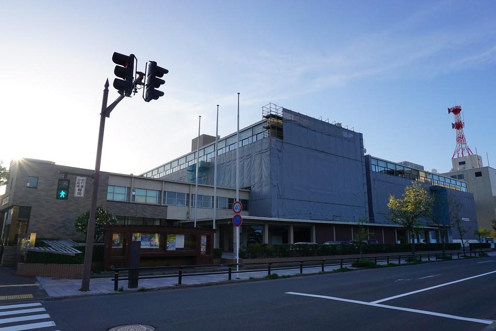 青森県庁#1