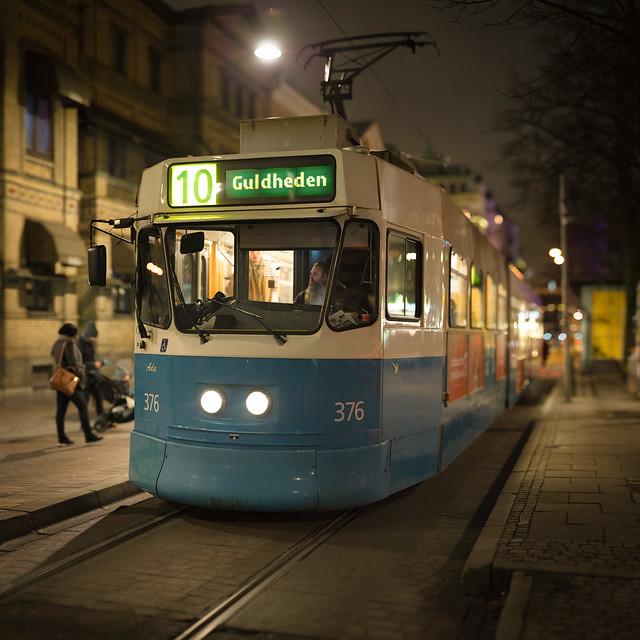 Typical Tram Test