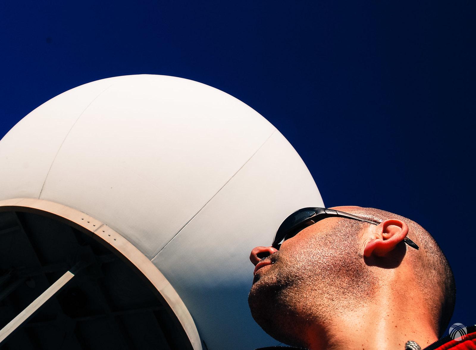 El radar meteorológico