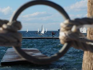 Frame within a frame | by Nikos Karatolos
