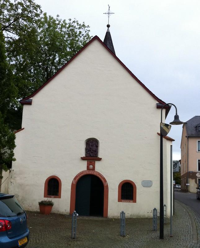 Perl chapel