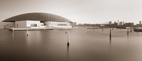 The Louvre in Abu Dhabi | by Robert Haandrikman