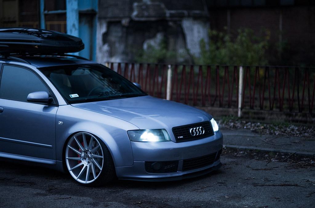 Audi A4 B6 Jr22 Front 20x10 Rear 20x11 Jr Wheels Flickr