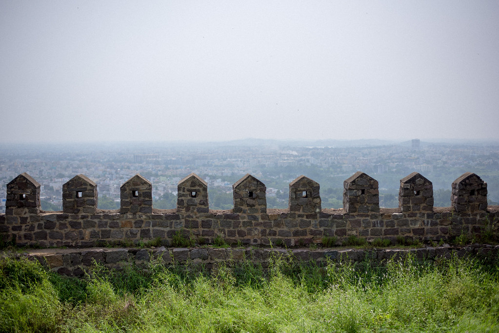 @Golconda Fort