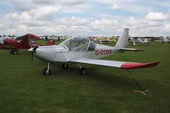 G-CCDX Evektor EV-97 [PFA 315-14013] Sywell 010917