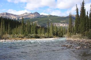 Siffleur River