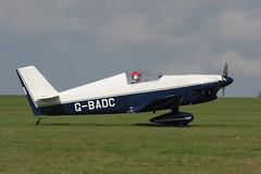 G-BADC Rollason Beta B.2A [PFA 1384] Sywell 020917