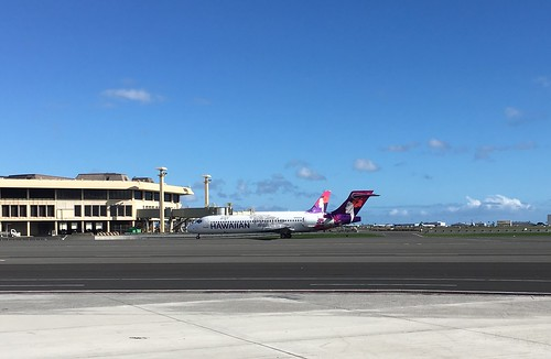 Hawaiian new livery 717-200 | by airbus777