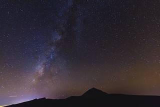 Milky Way - Teide