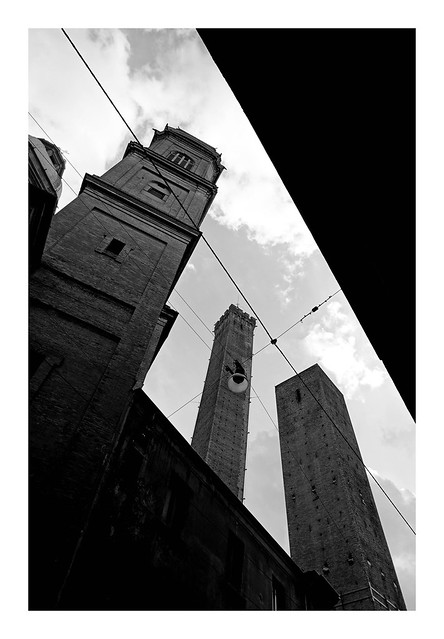 Bologna in Black & White