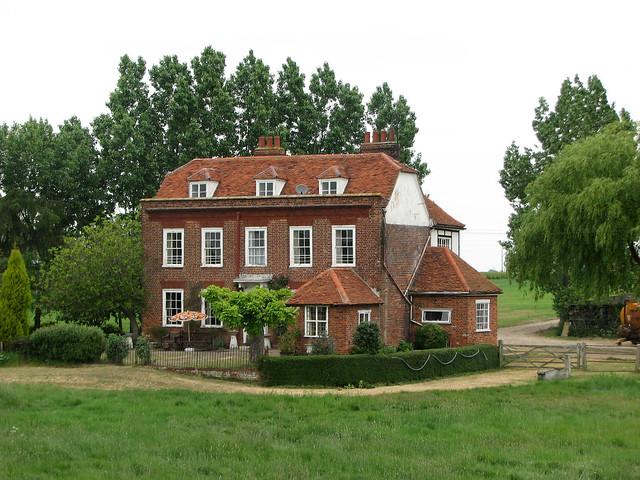 Joyce's Farm, near Goldhanger