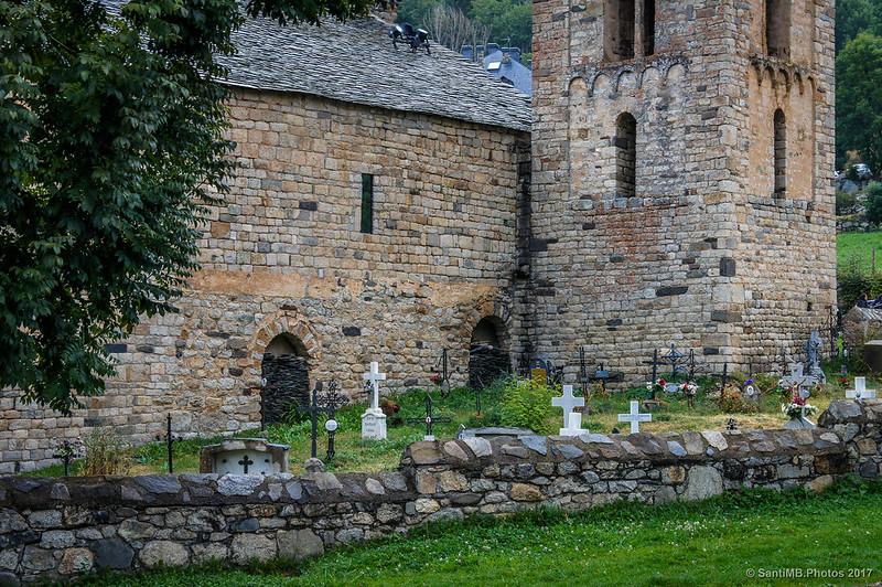 Cementerio de Sant Climent de Taüll