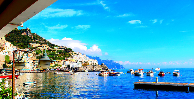 Alumni Travel Program: Sorrento 2017