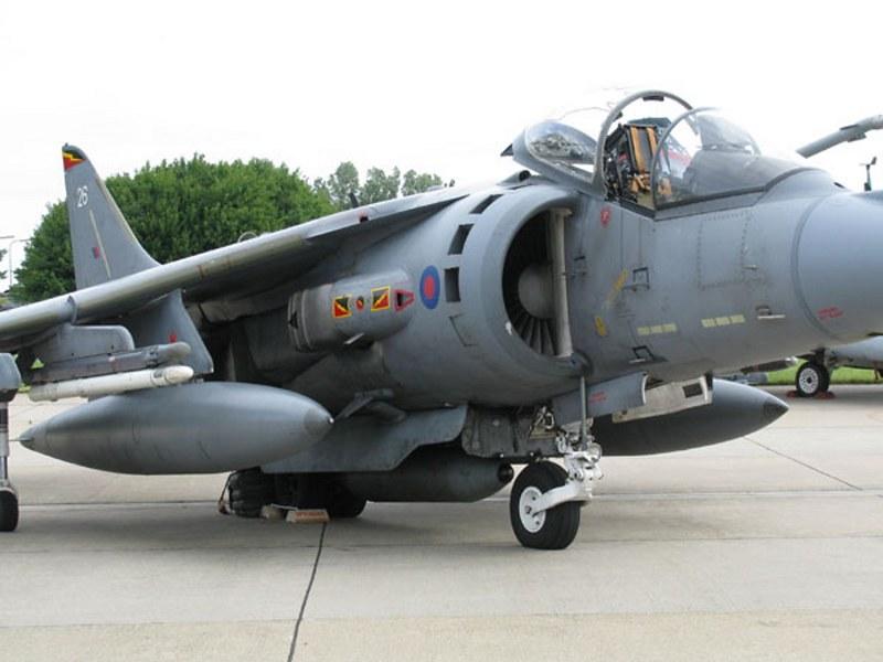 Harrier II RAF GR.7 5