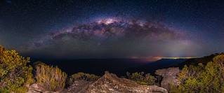 Kings Tableland & The Milky Way. | by nikabuz