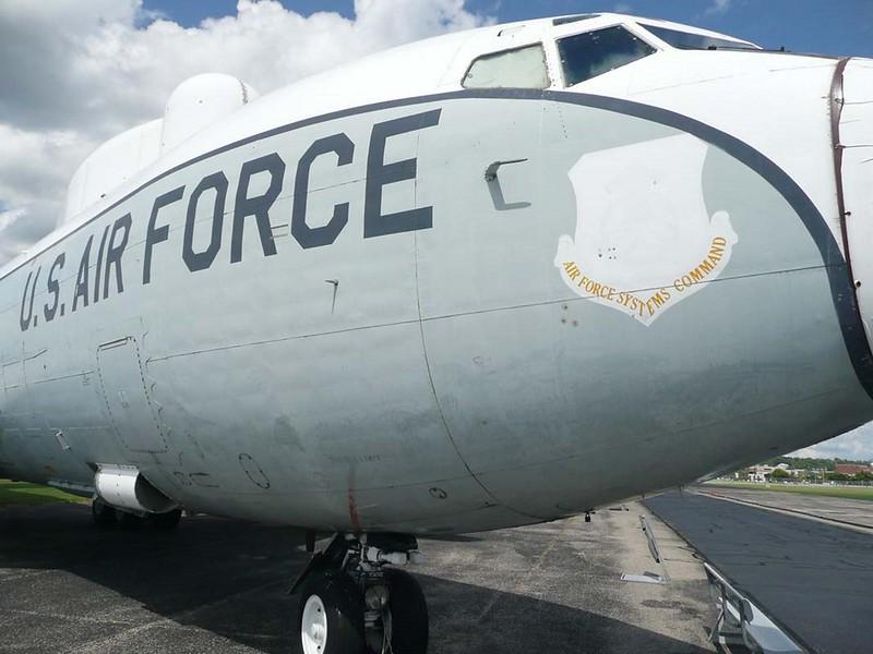 Boeing NKC-135A Airborne Laser Lab 5