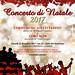 Manifesto Concerto Congiunto Banda e Coro