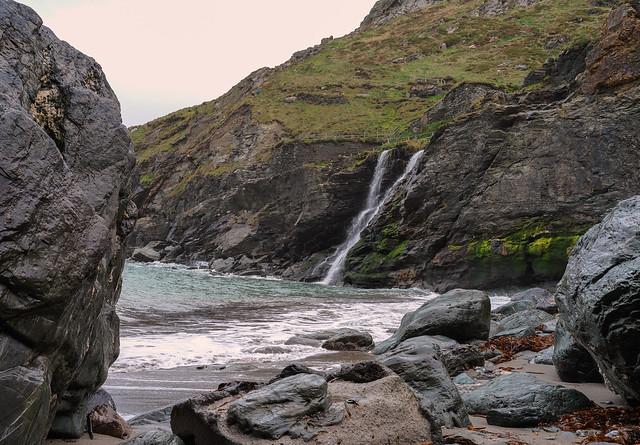 Tintagel falls