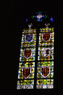 Chapel St Agatha - Stained Glass Window 7