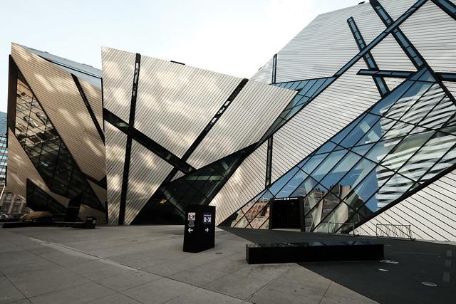 Royal Ontario Museum, Toronto, November 17th, 2017