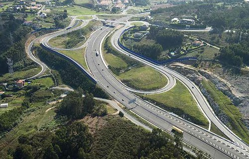 COMSA, recognised by the San Telmo awards for its construction of the A Coruña V14 bypass