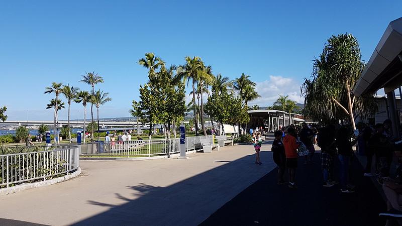 Pearl Harbour Memorial Centre
