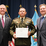 Fri, 10/20/2017 - 14:27 - On October 20, 2017, the William J. Perry Center for Hemispheric Defense Studies hosted a graduation ceremony for its Strategy and Defense Policy course. The ceremony took place in Lincoln Hall at Fort McNair in Washington, DC.