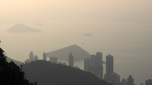 victoriaharbour hongkong
