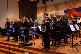 Windcorp Brass Band - Dirigent Maria Molund